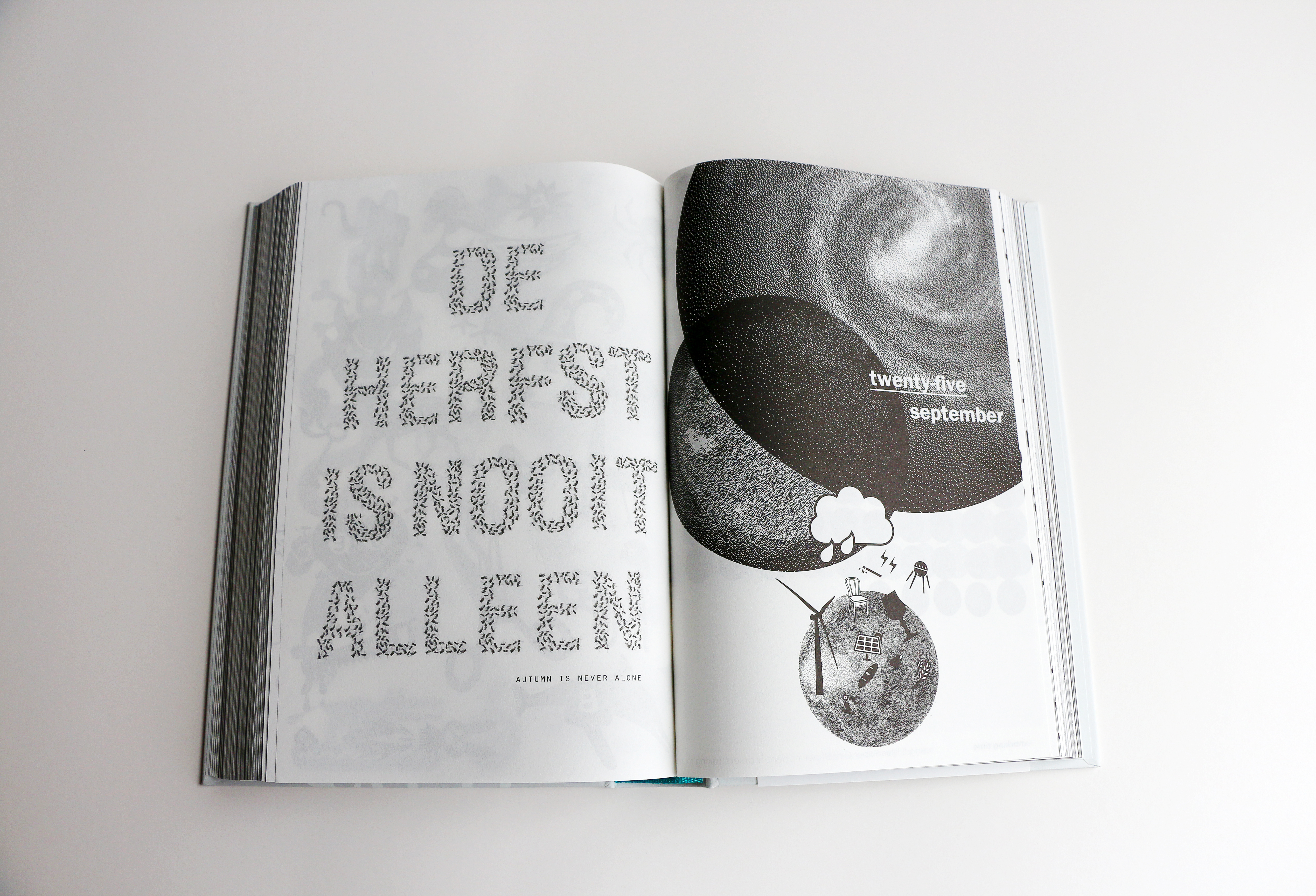 Hallo! Kalenderboek