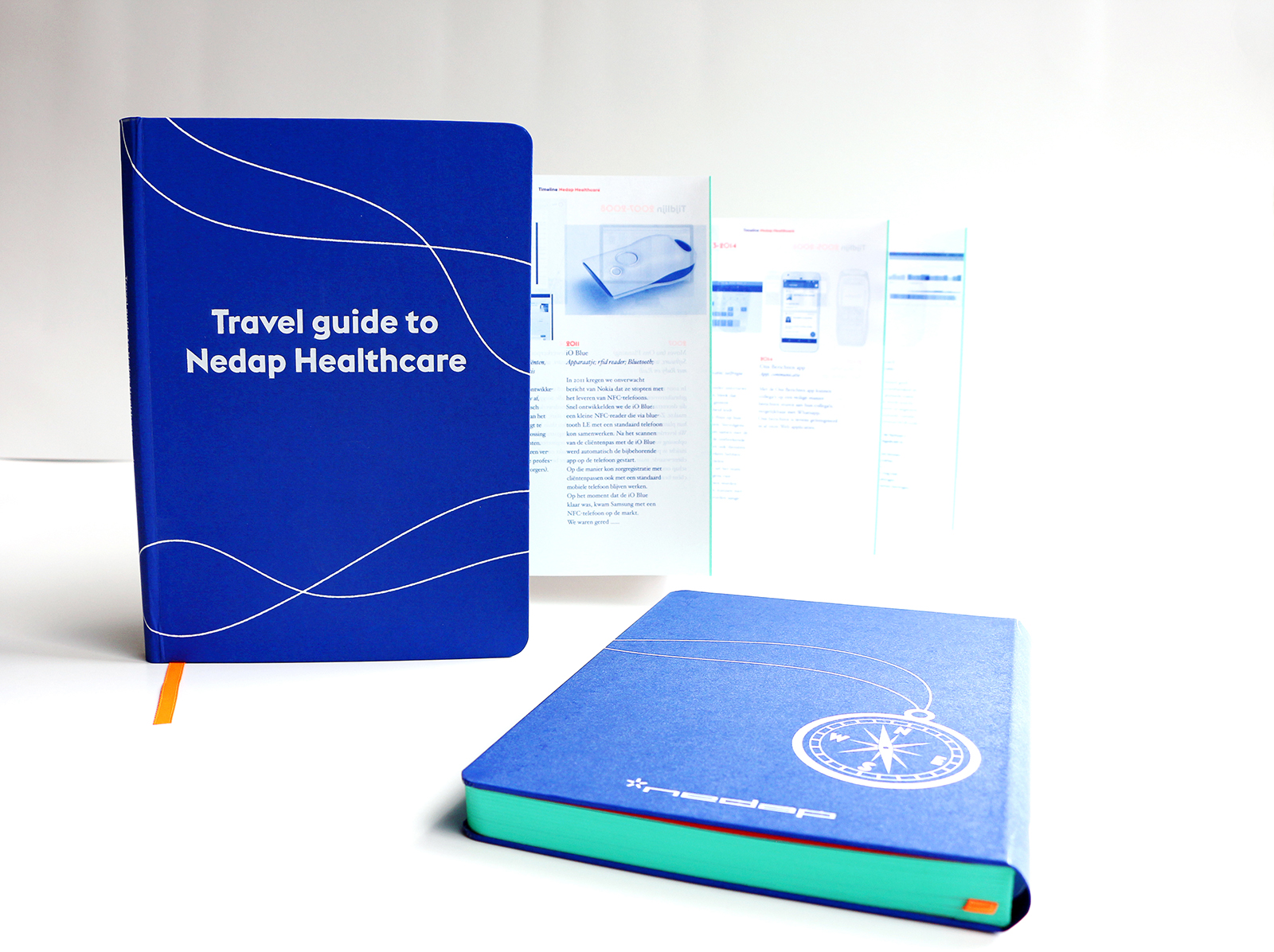 Welkom Travel guide to Nedap Healthcare